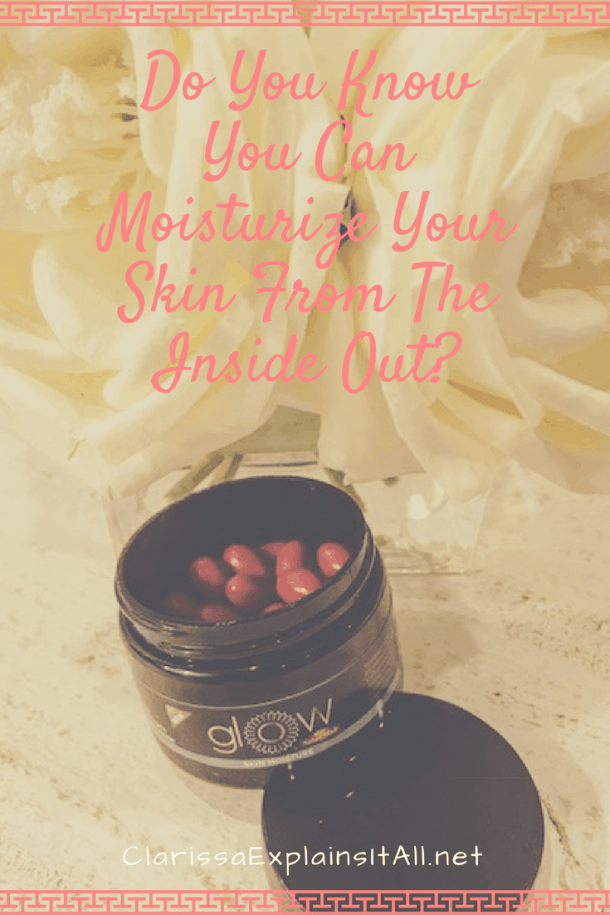 Do You Know You Can Moisturize Your Skin From The Inside Out?
