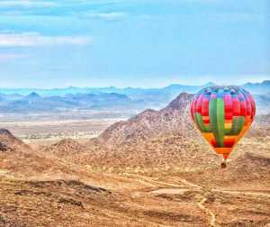 Hot Air Balloon Rides and What You Need To Know