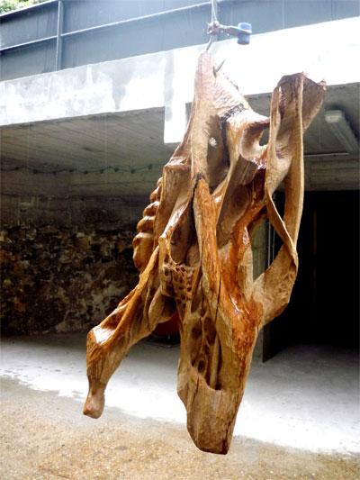 carcasse III (Le Boeuf)