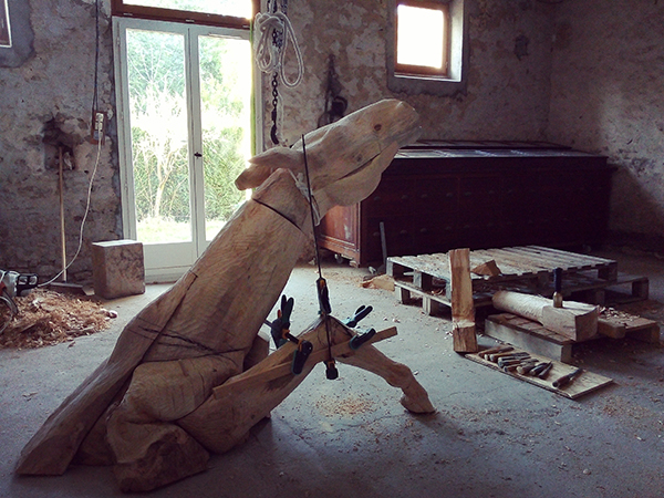 Cheval_atelier