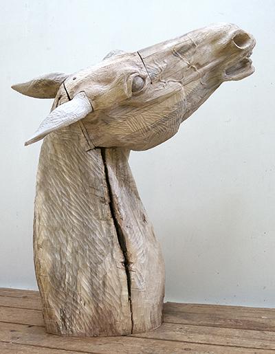 cheval lac Ladoga