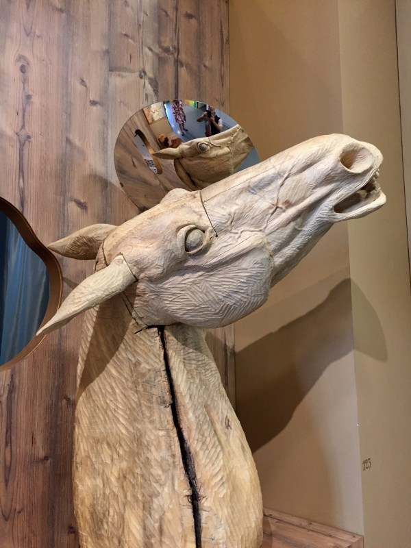 cheval musée de Valence
