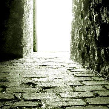 Una porta stretta ma sempre spalancata