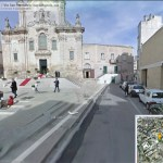 Matera in street view