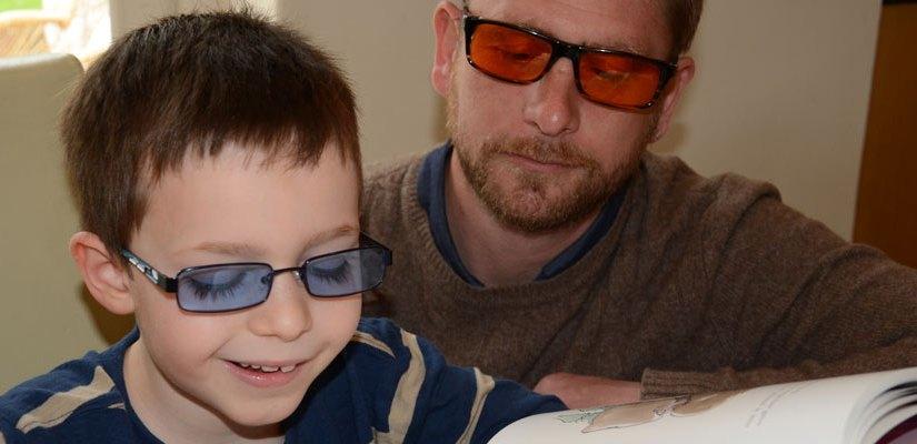 Dyslexia Glasses C