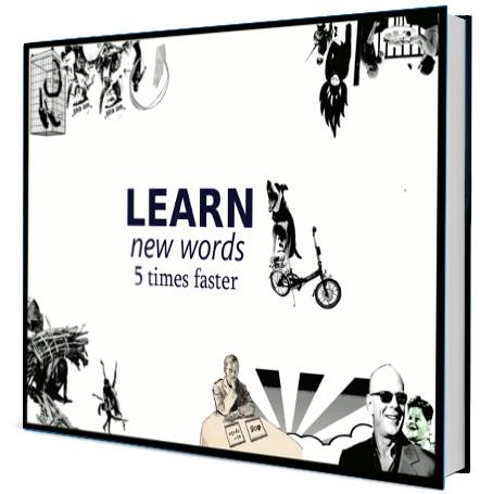 learn new words 5 times faster