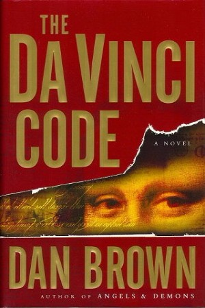 Books to read in English - The Da Vinci Code