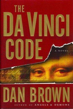Books to read in English - The Da Vinci Code