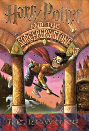 Books to read in English - Harry Potter and the Sorcerer's Stone