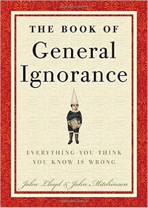 Books to read in English - The Book of General Ignorance
