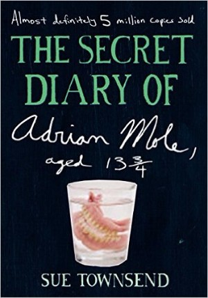 Books to read in English - The Secret Diary of Adrian Mole, Aged 13 3/4