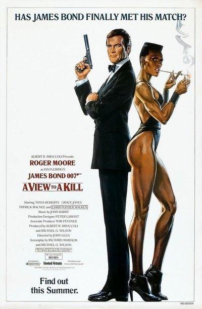 Has James Bond finally met his match?
