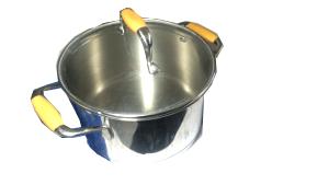 Kitchen vocabulary: Saucepan