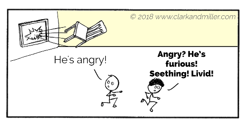 extreme adjectives for angry