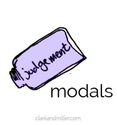 Judgement modals