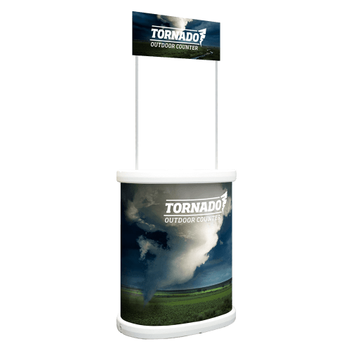 Tornado Outdoor Counter