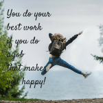 Monday Motivation #43 – Happy at work