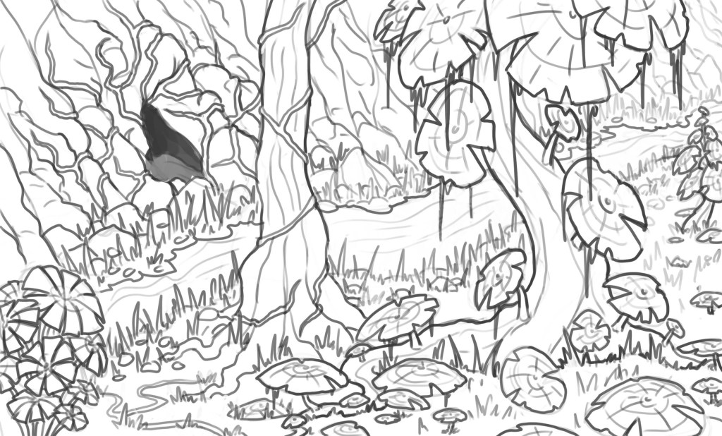 RainForest_Zone_1 Sketch