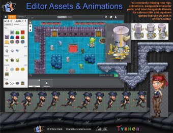 Assets and Animations (Tynker)