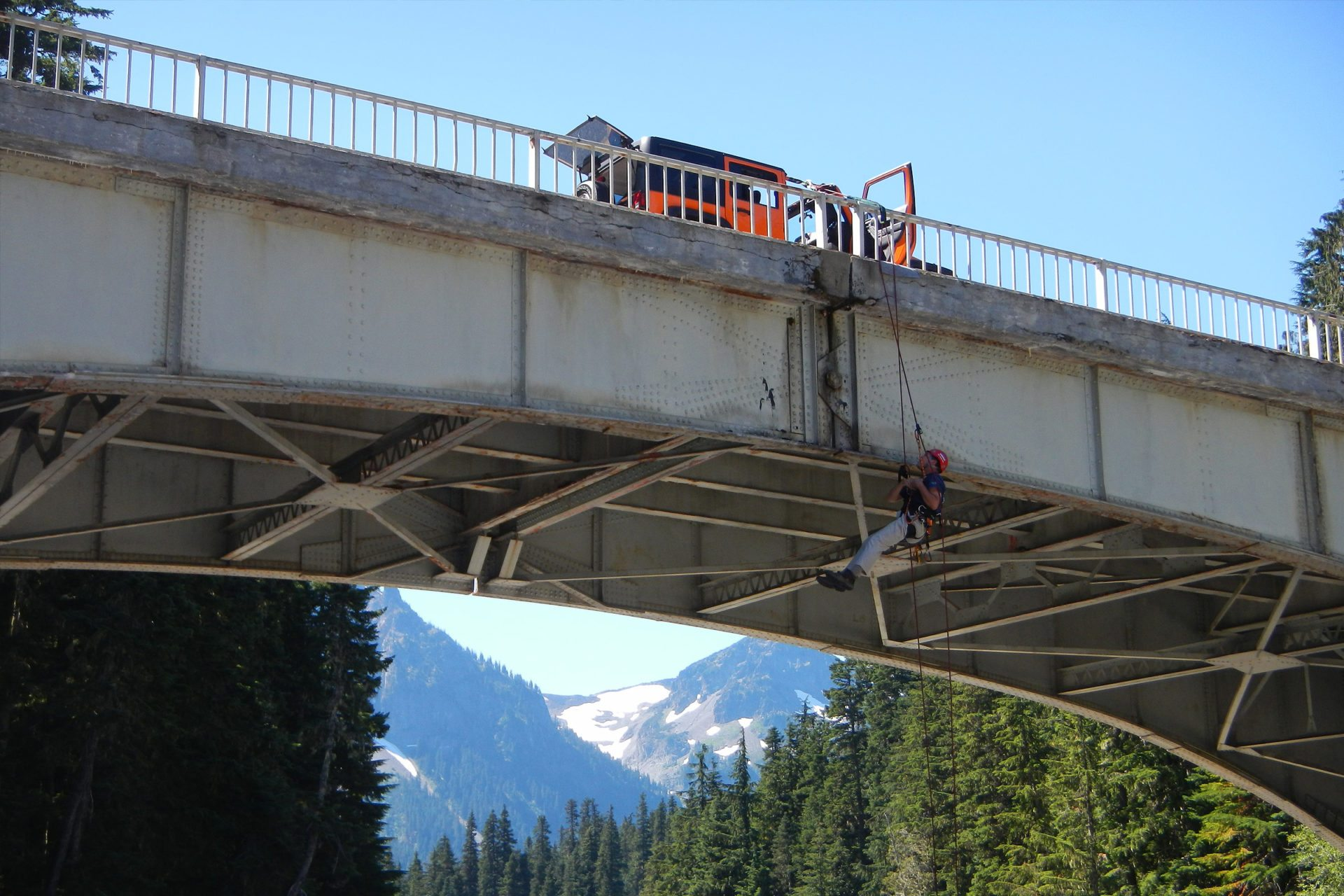Federal Highway Administration Term Contract Bridge Inspections