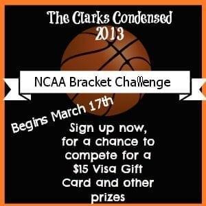 NCAA Bracket Challenge 2013