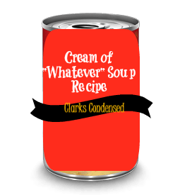 Cream of Chicken Mushroom Tomato Soup Recipe