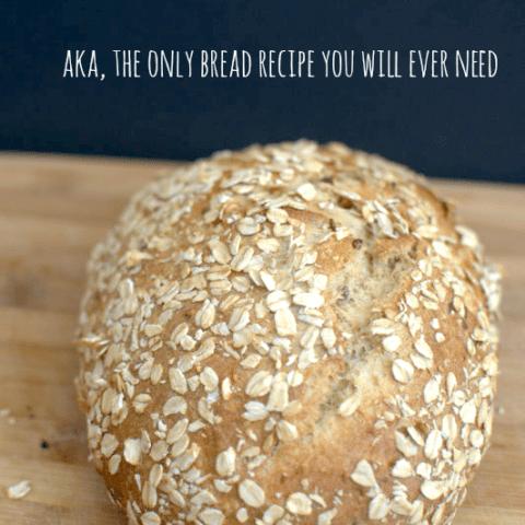Amazing 12 Grain Wheat Bread