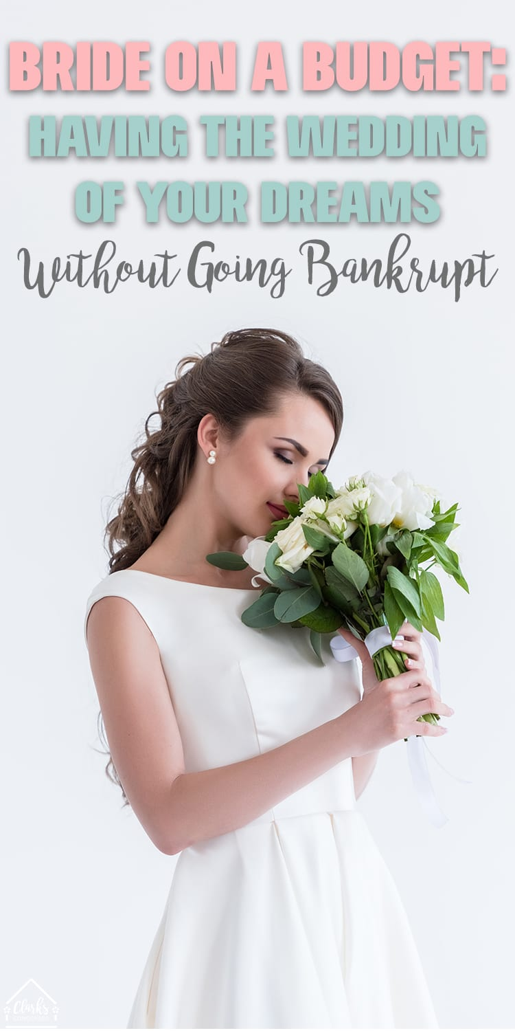 A wedding on a budget doesn't mean you have to sacrifice quality. In this post, we will show how to save money on an elegant wedding with some wedding cost saving hacks. There's no reason to start your new marriage in debt! Learn below to make a wedding look expensive at a fraction of the cost!