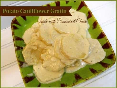 Potato-cauliflower-gratin-camembert