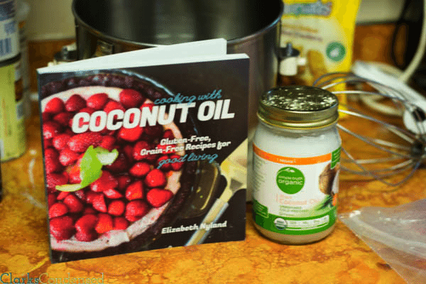 Cooking with Coconut Oil by Elizabeth Nylund