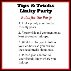 tips and tricks party rules