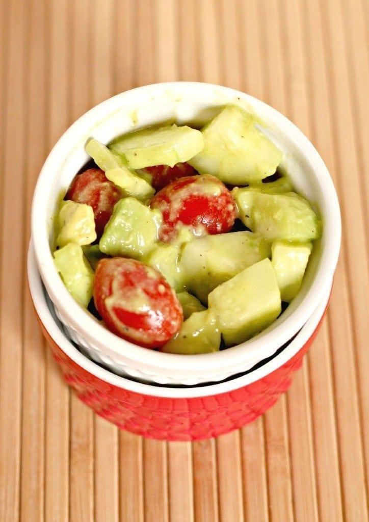 trio salad - Clarks Condensed
