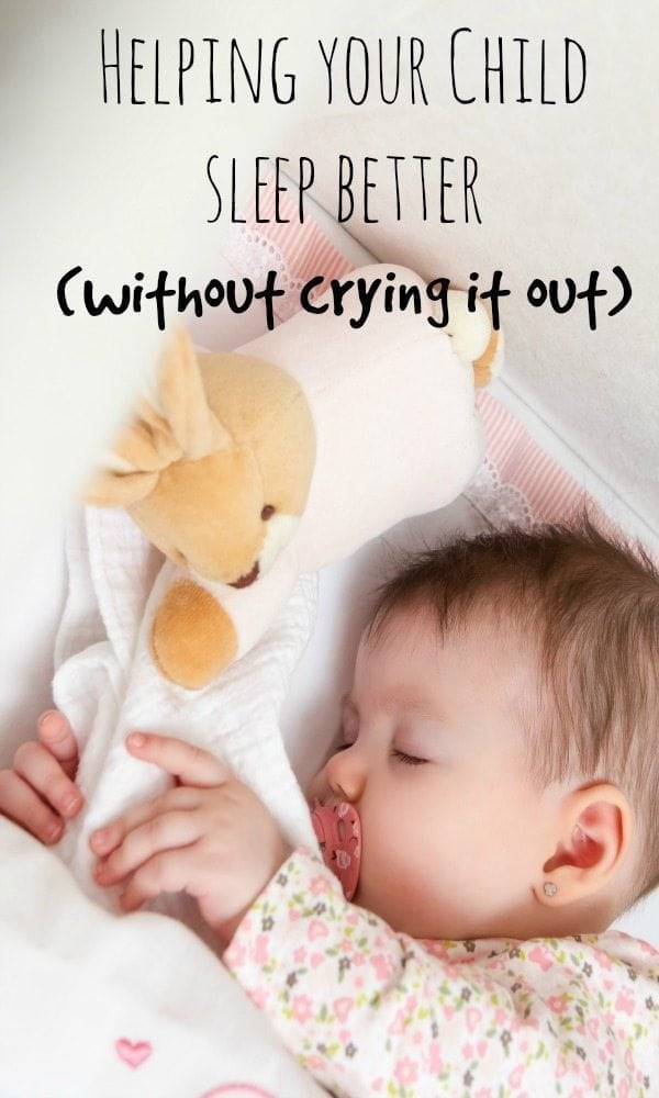 Baby sleep problems: why you might want to do something about them