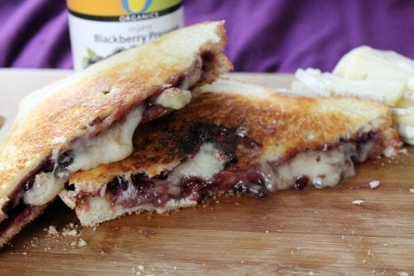 blackberry brie grilled cheese4