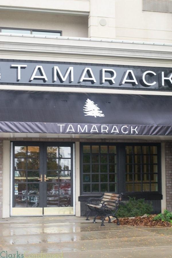 Tamarack Steakhouse Provo