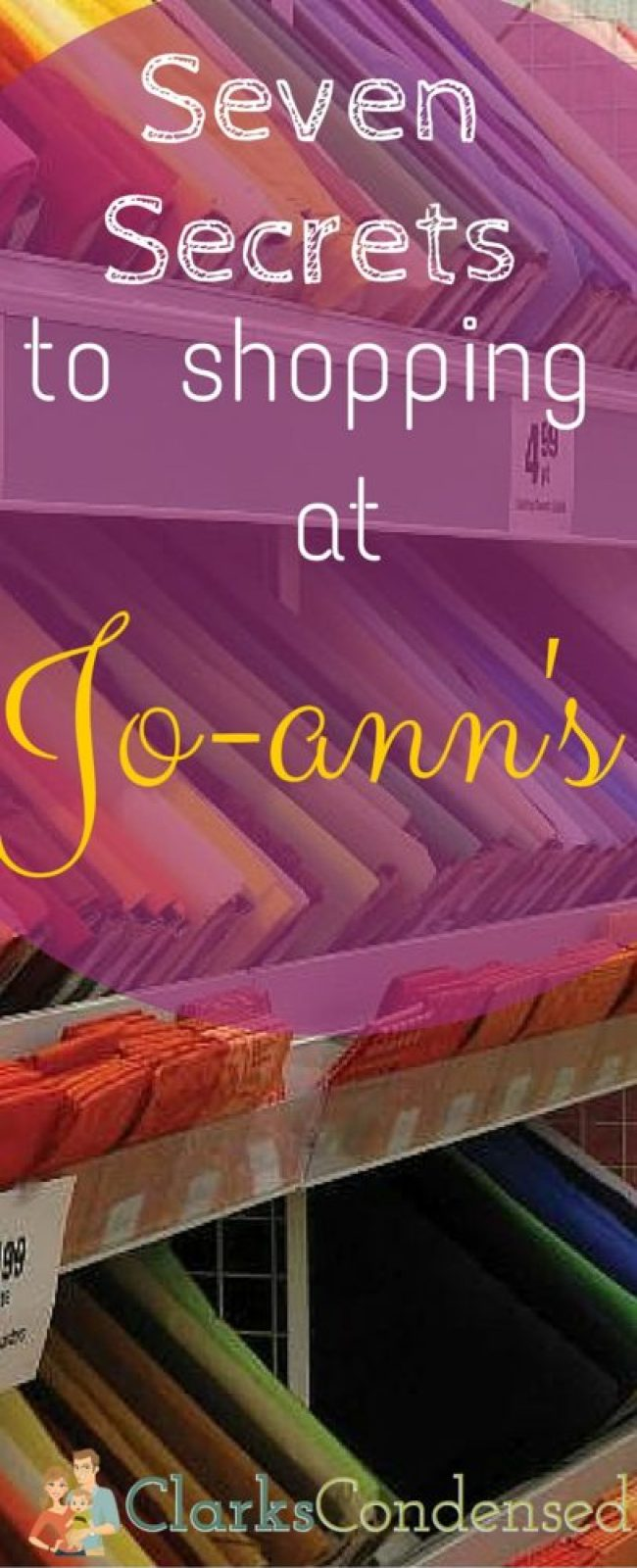 Top Secrets for Shopping at Joann Fabric - Including the Best Coupons