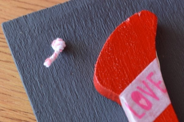 Easy Valentine Love Sign