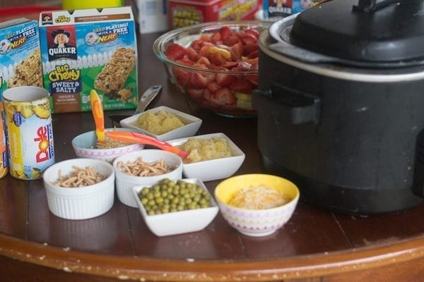 Buffet Style Meals