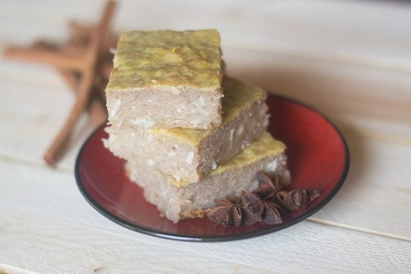 Spiced Cassava Cake Recipe