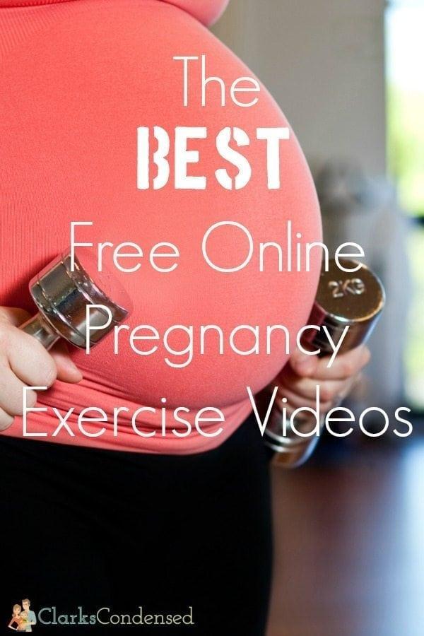 Pregnancy Workout Videos