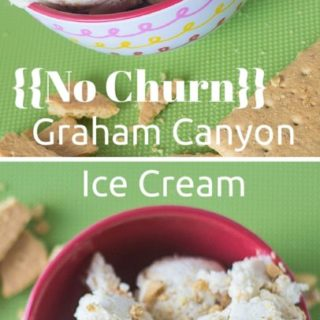 Graham Canyon Ice Cream Recipe: Graham Cracker Ice Cream