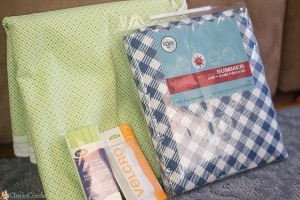 DIY Picnic Blanket