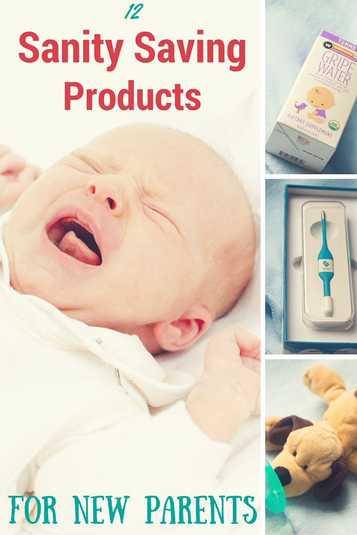 Calling all new parents - here are 12 sanity saving products for parents of babies. You can thank me later.