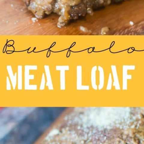 Fancy Meatloaf Recipe