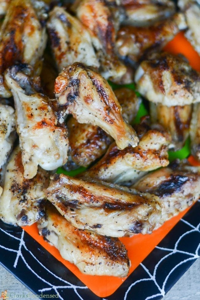 Easy And Crispy Oven Baked Chicken Wings Recipe
