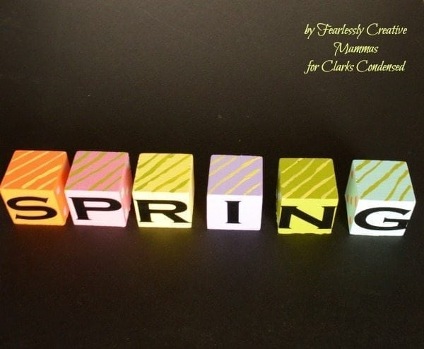 Easy Spring Blocks