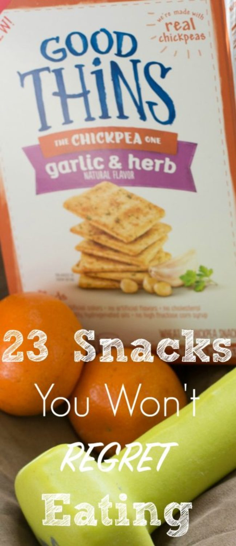 23 Snacks You Won't Regret Eating