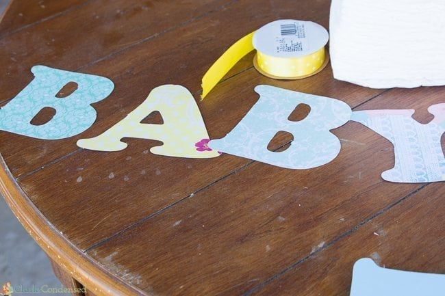 DIY-Baby-Shower-Banner (3 of 10)
