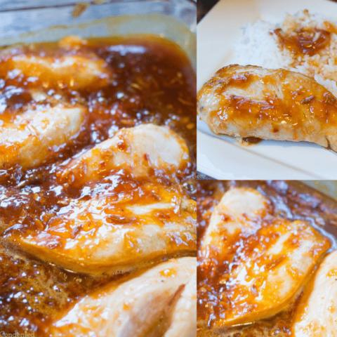 Easy Apricot Chicken Recipe