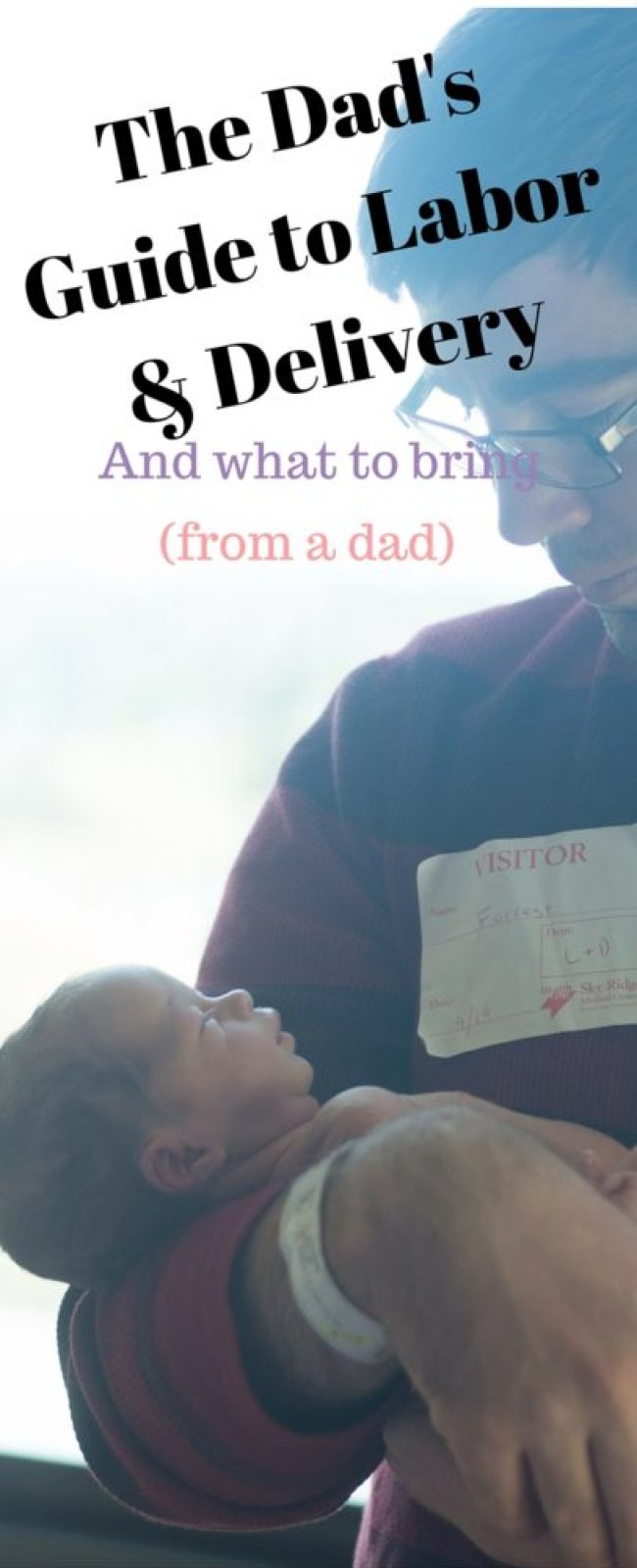 What Dad's Should Bring to the Hospital (5)